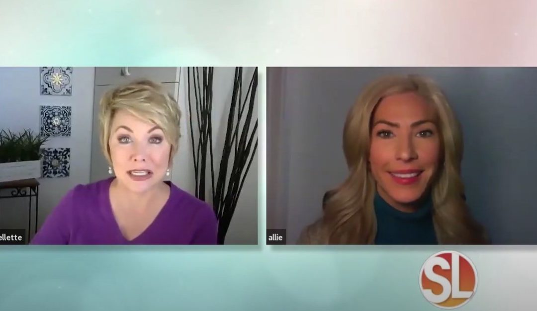 Sonoran Living host Terri Ouellette chats with CEO Allie Olson